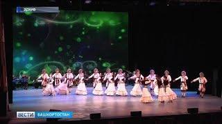 Ансамбль народного танца имени Файзи Гаскарова выступит в Санкт-Петербурге