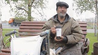 """UTV. """"Люди больше помогают собакам"""". На 5000 бомжей в Башкирии всего 1 центр их содержания."""