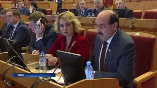 Дәүләт Йыйылышы-Ҡоролтайҙың бөгөнгө ултырышын парламент рәйесе Константин Толкачёв