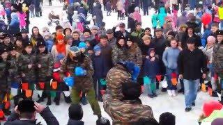"""Комаров vs Суббтин  """"БОКС"""" Масленница 12.03.2016"""