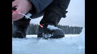 Рыбалка на Урале деревня Никитино.
