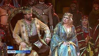 Звезды мировой оперы в Уфе: Ильдар Абдразаков представил свою постановку «Аттила»