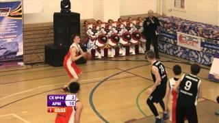 Финал чемпионата Школьной баскетбольной лиги Республики Башкортостан 2015 (23 февраля г.Уфа)
