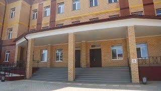 Новый корпус школы № 22 в Благовещенске