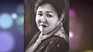 Художник Алмаз Шагалиев (город Уфа, проект «Любимые художники Башкирии»)