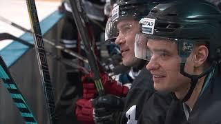 КХЛ событие – Судьи играют в хоккей