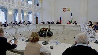 UTV. В Башкирии начал работу Совет по правам человека при главе республики