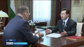 На часе Главы обсудили социально-экономическое развитие Янаульского и Мелеузовского районов