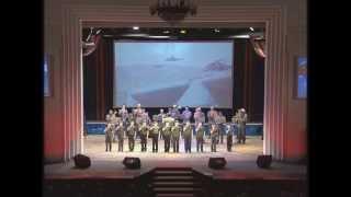 Торжественное мероприятие, посвященное Дню Защитника Отечества ГДК Белорецк