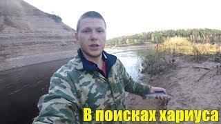 Ловля Рыбалка на Хариуса Ельца весной 2019 Трофейный хариус