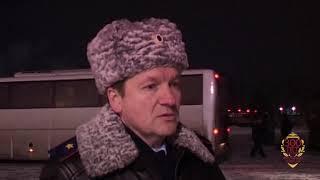 Сводный отряд МВД по Республике Башкортостан вернулся из служебной командировки на Северный Кавказ