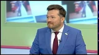 Телемарафон «От Всей Уфы – с любовью!»: депутат Горсовета Уфы Айдар Зубаиров