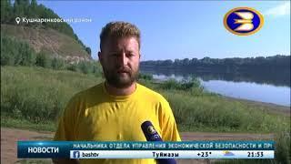 В Кушнаренковском районе мужчина раскопал в своем дворе древнее селище