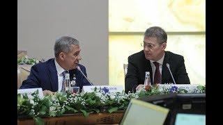 В Башкортостане завершаются Дни Татарстана: о чём договорились две республики