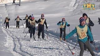 47-е соревнования по лыжным гонкам памяти Героя Советского Союза А.Г. Серебренникова