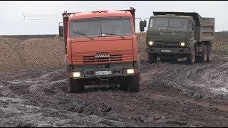 В Башкирии школьники вынуждены учиться дома из-за бездорожья