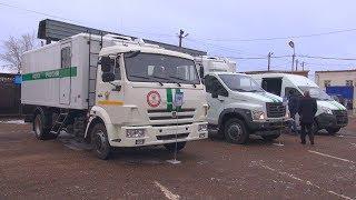 UTV. Осужденные из Башкирии строят автозаки для всей страны