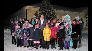 Радий Хабиров поздравил жителей Башкирии с Новым годом
