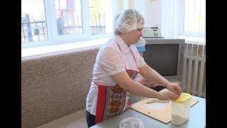 В Уфе ученики коррекционной школы  для слепых осваивают кулинарное искусство