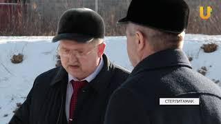 Новости UTV. Стерлитамак посетил главный федеральный инспектор Башкирии