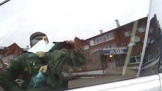 В Нефтекамске оператор провоцирует людей, которых снимает | Ufa1.RU