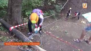 В селе Михайловка Уфимского района прошли 59-ые соревнования по туризму