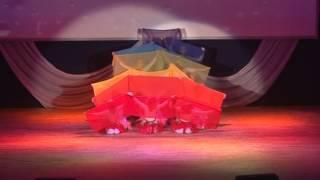 Концерт, посвященный Дню пожилых людей в ГДК г. Белорецка