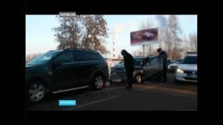 Нетрезвый водитель в Нефтекамске устроил ДТП