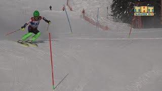 В ГЛЦ «Мраткино» соревнуются сильнейшие горнолыжники республики