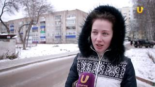 Новости UTV. Тротуар между корпусами Гимназии №2