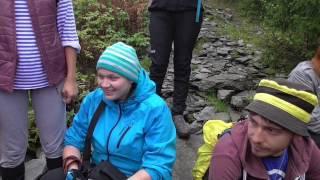 Поход. Трекинг к вершине горы Большой Нургуш. Август 2015