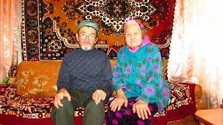 Прожили совместно 62года, и ушли вместе . День рождения деда. Учалы, д. Сафарово (часть 2) RIP