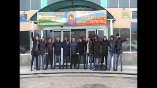 С 8 марта / видео-поздравление мужчин для девушек ЦНТ г. Баймак
