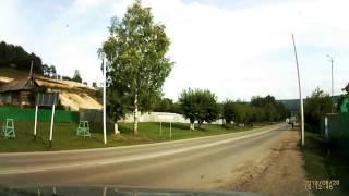 Караидель - автомобильное путешествие по диким местам в Республике Башкортостан