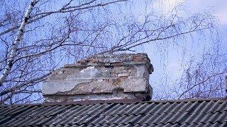 Дом на улице Победы 22 стремительно разрушается