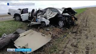 В Мелеузовском районе произошло смертельное ДТП
