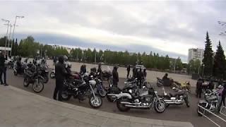 Закрытие мотосезона 2017 Стерлитамак