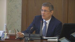 UTV. Радий Хабиров не принял мобильное приложение для ямочного ремонта дорог в Башкирии