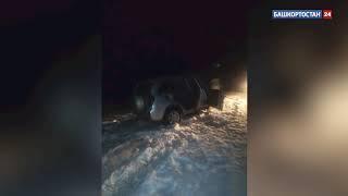 В Башкирии водитель скончался врезавшись в ограждение моста