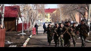 """Прошел третий день военно-патриотической игры """"Зарница - 2019"""""""