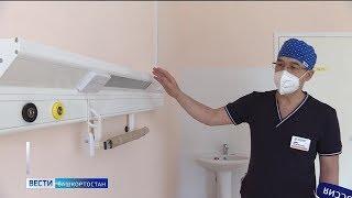 Финишная прямая: в июле в Башкирии сдадут новый корпус онкодиспансера
