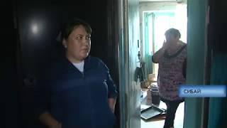 Пожар на Горького, 56. Погиб мужчина.