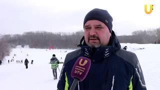 """Новости UTV. В Стерлитамаке прошла """"Лыжня России 2020"""""""