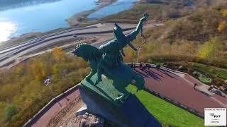 Памятник Салавату Юлаеву Уфа Республика Башкортостан