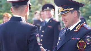 В День знаний в Уфимском юридическом институте МВД России прошло торжественное мероприятие
