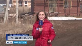 Жители Уфимского Крыма не дождались от застройщика обещанной инфраструктуры