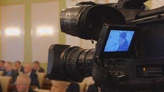 UTV. Радий Хабиров извинился перед башкирскими чиновниками за свои резкие высказывания