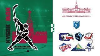 «Академия ДА» vs «Салават Юлаев»