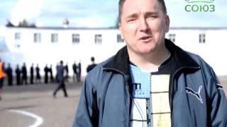 В ИК №7 города Мелеуз прошла футбольная встреча