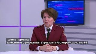 В Башкирии зафиксирован рост заболеваемости ОРВИ